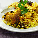 Chicken Clay Pot Biryani